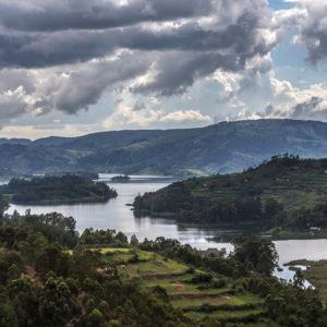 Uganda – krajobrazy