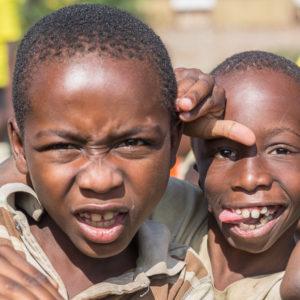 Uganda – ludzie