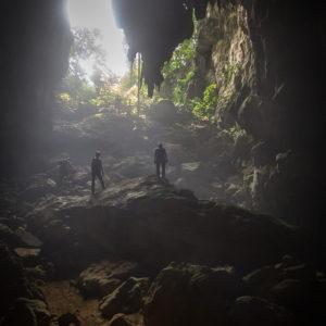 Wietnam – jaskinie w PN Phong Nha