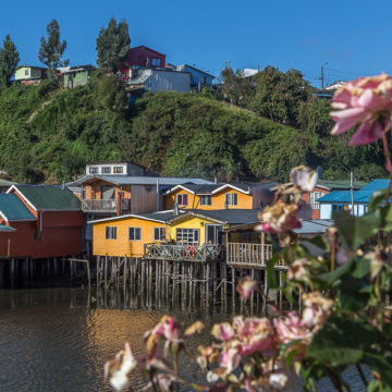 Chiloe – chillout w Chile