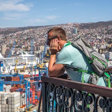 Santiago i Valparaiso – miejskie historie