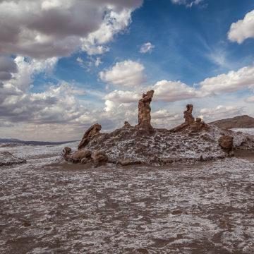 Pustynia Atacama – podróży na inną planetę część pierwsza