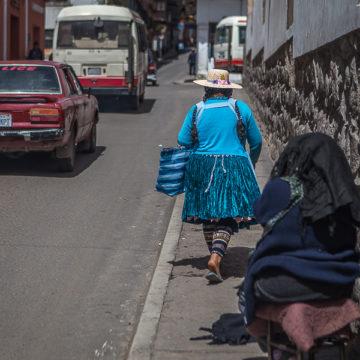 Sprint 4 – karnawał w Boliwii