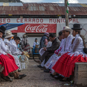 Boliwia karnawałowo