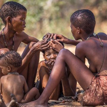 Namibia – w poszukiwaniu innego świata