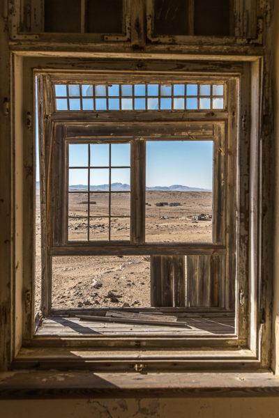 Miasto duchów w Kolmanskop