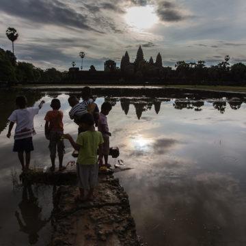 Angkor – z wizytą w stolicy Imperium Khmerskiego