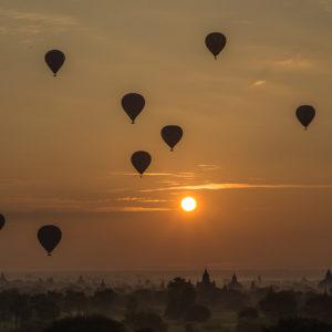 Birmańskie Bagan