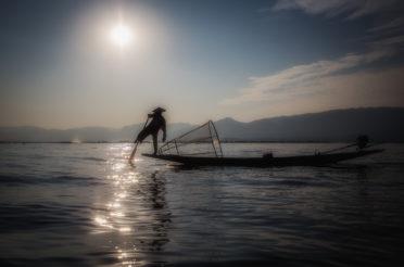 Jezioro Inle – wybuchowy kawałek Birmy