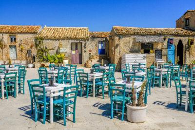 Marzamemi - na chwilę jak w Grecji