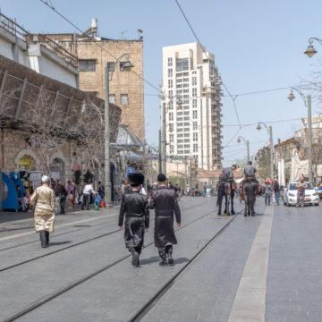 Jerozolima – świętujemy Paschę